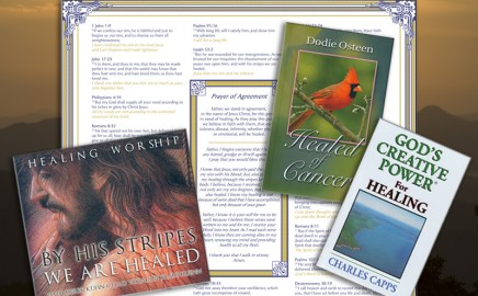 Healing Resources